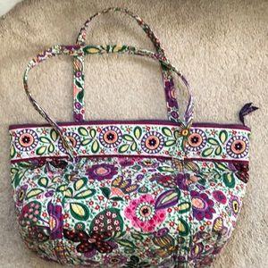 "Vera Bradley ""Miller"" bag. Good used condition."